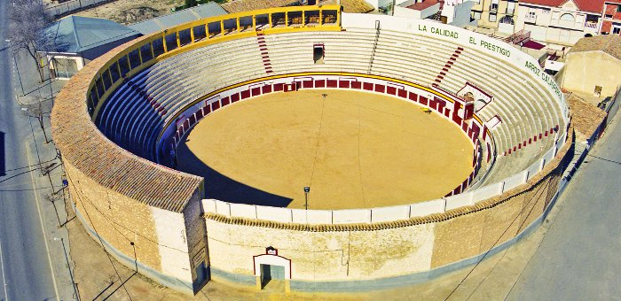 Plaza de toros de Calasparra